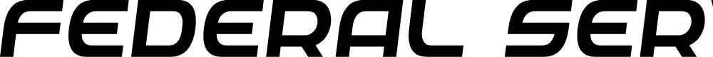 Preview image for Federal Service Semi-Italic