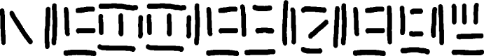 Preview image for mannagraph Font