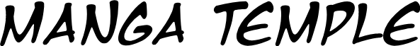 Manga Temple Italic