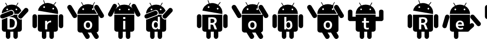 Preview image for Droid Robot Regular