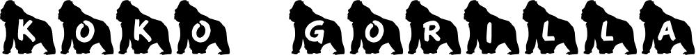 Preview image for JLR Koko Gorilla Good