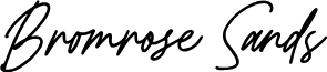 Bromrose Sands DEMO