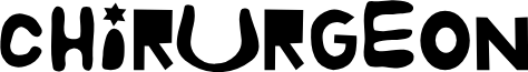 Chirurgeon font