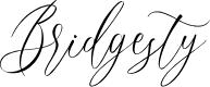 Preview image for Bridgesty Font