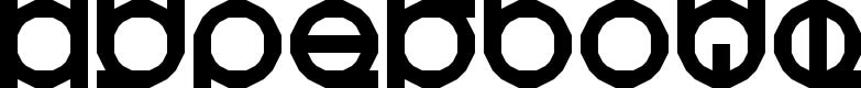 Preview image for Hyperbowl Regular Font