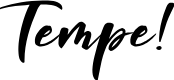 Preview image for Tempe! Font