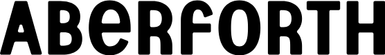 Preview image for Aberforth Font