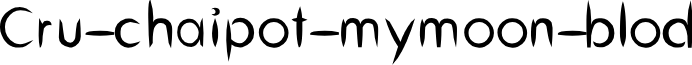 Cru-chaipot-mymoon-blod
