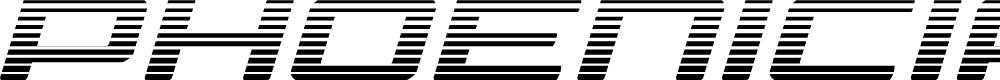 Preview image for Phoenicia Gradient Italic Italic