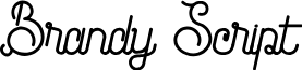 Brandy Script