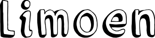 Preview image for DKLimoen Font