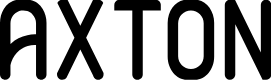 Preview image for AXTON Font