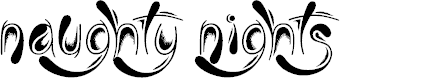 Preview image for Naughty Nights Font