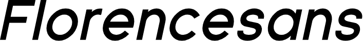 Preview image for Florencesans Bold Italic