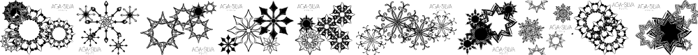 Preview image for GlitterPROMO Font