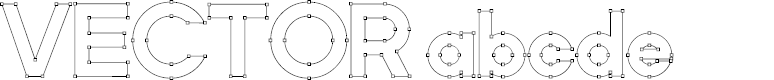 Preview image for Vector Font