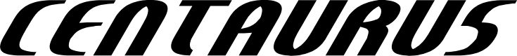 Preview image for Centaurus Italic