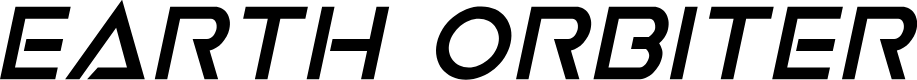 Preview image for Earth Orbiter Extra-Bold Italic