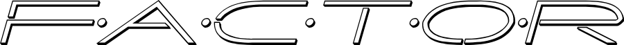Factor 3D Italic