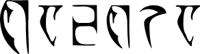 Preview image for Daedra Font