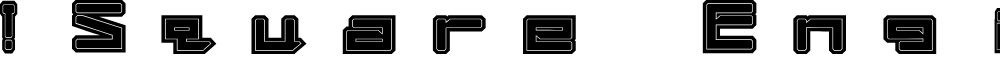 !Square Engine 350 Latex Bold