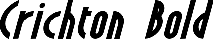 Preview image for Crichton Bold