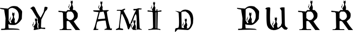Pyramid Purr