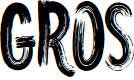 Preview image for Gros Font