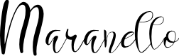 Preview image for Maranello Font