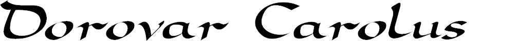 Preview image for DorovarFLF-Italic