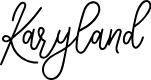 Preview image for Karyland Font