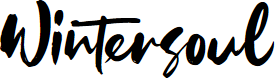 Preview image for Wintersoul Font
