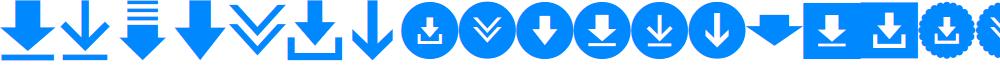 font bottons download