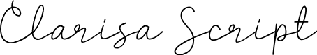 Preview image for Clarisa Script Font
