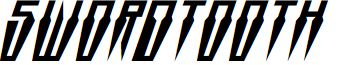 Swordtooth Super-Italic