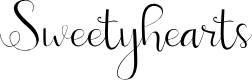 Preview image for Sweetyhearts FreeVersion Font