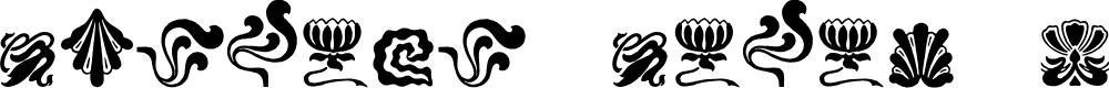 Preview image for Nouveau Never Dies Free Font