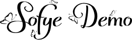 Preview image for Sofye Demo Font