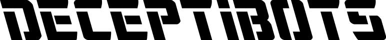 Preview image for Deceptibots Leftalic