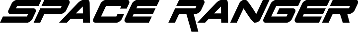 Space Ranger Super-Italic