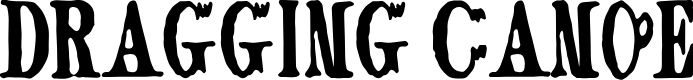 Preview image for Dragging Canoe Font