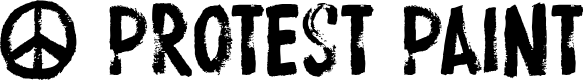 Preview image for ProtestPaintBB Font