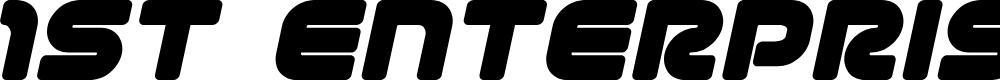 Preview image for 1st Enterprises Italic