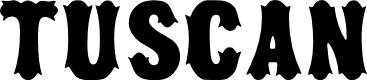 Preview image for Tuscan MF Narrow Font
