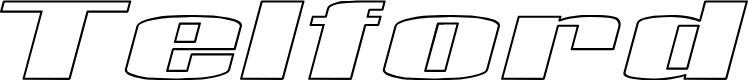 Preview image for Telford Hollow Italic