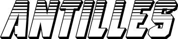 Preview image for Antilles Platinum Italic