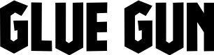 Preview image for Glue Gun Font