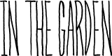 Preview image for In The Garden