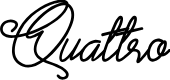 Preview image for Quattro Font