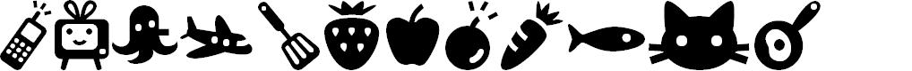 Preview image for Efon Font